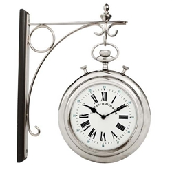 Eichholtz Station Clock Goldschmied 106102